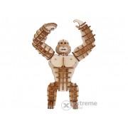 Puzzle din lemn Kikkerland 3D, gorila
