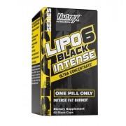 Lipo 6 Black Intense Ultra Concentrate 60 cápsulas