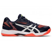 ASICS Gel - Padel Exclusive 5 Sg Peacoat / White Male Size 6.5