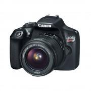 Canon Cámara Fotográfica Canon Réflex EOS Rebel T6 con Lente EF-S DCIII 18-55mm
