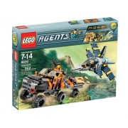 LEGO Agents Gold Hunt