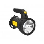 LED Lanternă reîncărcabilă 2xLED/5W/4000mA