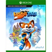Super Lucky's Tale voor Xbox One