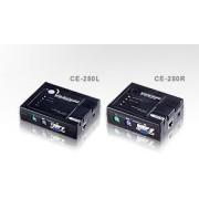KVM Extender ATEN CE-250 L/R