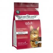 Arden Grange 2 x 2 kg/4 kg - Pack económico - Kitten com frango e batatas (2 x 2 kg)