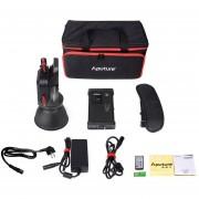 EW Aputure LS COB 120D LED Luz de vídeo Storm CRI 96 y ventilador activo