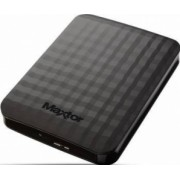 HDD Extern Maxtor M3 1TB 2.5inch USB 3.0 Negru