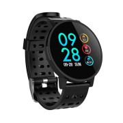 Bakeey T3 1.3' Color Screen Dynamic UI HR Blood Pressure Oxygen Multi-sport Weather Display Smart Watch