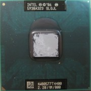 Procesor Intel Pentium Dual-Core T4400 SLGJL