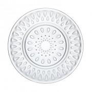 La Rochère Assiette plate ronde en verre Ø 26cm - Lot de 6 - Lyonnais - La Rochère