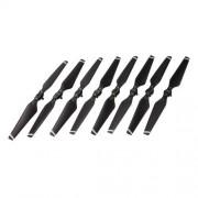 4pair 8330f Black Nylon Foldable Quick-Release Propellers For Dji Mavic Pro Drone