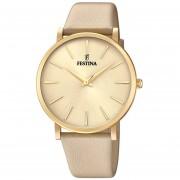 Reloj F20372/2 Beige Festina Mujer Boyfriend Collection Festina
