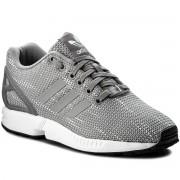 Cipő adidas - Zx Flux BY9431 Grethr/Grethr/Ftwwht