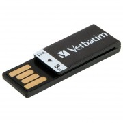 Verbatim Clip-It USB Flash Drive 43932 8GB USB 2.0 Black