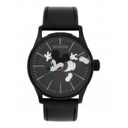ユニセックス NIXON MICKEY DROP 腕時計 ブラック