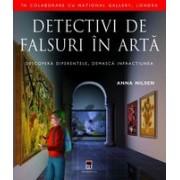 Detectivi de falsuri in arta