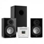 Numan Unison Reference 802 Edition, sztereó rendszer, erősítő, hangszórók, fekete/fehér (NUMAN270312)