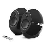 Edifier USA e25HD Luna Eclipse HD 2.0 Bluetooth Speakers with Digital Optical Input (Black)