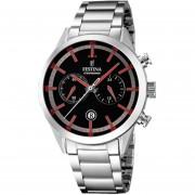 Reloj F16826/6 Plateado Festina Hombre Timeless Chronograph Festina