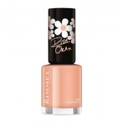 Rimmel London 60 Seconds By Rita Ora smalto per le unghie 8 ml tonalità 408 Peachella donna