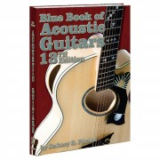 Alfred Music Blue Book of Acoustic Guitars Zachary R. Fjestad (13th Ed.)