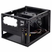 Carcasa Silverstone Compact Computer Cube Case SST-SG05BB-Lite USB3 Sugo Mini-ITX, black