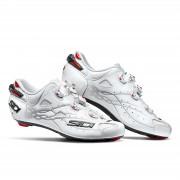 Sidi Shot Carbon Road Shoes - White - EU 42/UK 7 - White