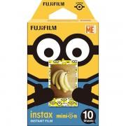 Fujifilm Minions DMF 10 - Film instant pentru Instax Mini, 10 buc.