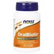Now Oralbiotic Rágótabletta 60 db