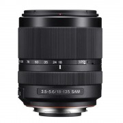 Sony 18-135mm f/3.5-5.6 A-Mount Kitlens