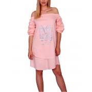 NEGATIVE Malibu Dress Pink