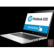"""HP EliteBook 830 G5 (3JX98EA), 13.3"""" IPS FullHD LED (1920x1080), Intel Core i7-8550U 1.8GHz, 8GB, 256GB SSD, Intel HD Graphics, Win 10 Pro"""