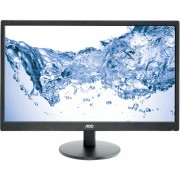 "Monitor LED AOC M2470SWDA2 23.6"" 4ms black"