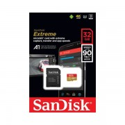 Memorijska kartica Extreme microSDHC / microSDXC 32GB + Adapter SDSQXAF-032G-GN6MA