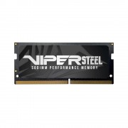 SODIMM, 16GB, DDR4, 3000MHz, Patriot Viper Steel, CL18 (PVS416G300C8S)