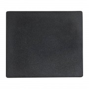 Churchill Super Vitrified Churchill Alchemy Buffet Rectangular Melamine Tiles Black 258mm (Pack of 6)
