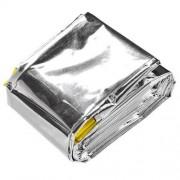 Saco Dormir Emergência Alumínio AG0200 - Guepardo
