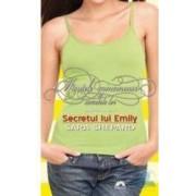 Secretul lui Emily Ed. de buzunar Partea II Micutele mincinoase si secretele lor