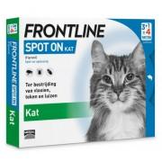 Frontline Spot-On Kat 3+1st