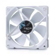Вентилатор Fractal Design Dynamic X2 GP-12, 120 мм, 3-pin конектор, 1200 RPM, бял, FD-FAN-DYN-X2-GP12-PWM-WT