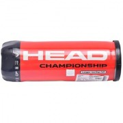 Head Championship Finest Lawn Tennis Ball (Set of 3 Pcs)