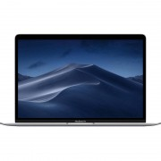 Laptop Apple MacBook Air 13.3 inch WQXGA Retina True Tone Intel Core i5 1.6GHz 8GB DDR3 256GB SSD macOS Mojave Silver RO keyboard