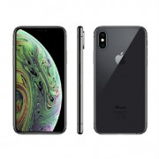 Apple iPhone XS 256GB Dual sim (nano-SIM & eSIM) A1920 With Generic Tempered Glass Screen Protector- Space Gray