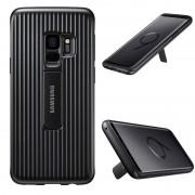 Capa Protectora com Suporte Samsung EF-RG960CBEGWW para Galaxy S9 - Preta