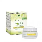 Cremă antirid de zi Q10, ceai verde&complex mineral energizant, 50ml, Cosmetic Plant
