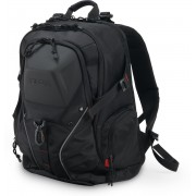 Dicota E-Sports Rugzak 15 tot 17.3 inch - Laptop Rugzak / Zwart