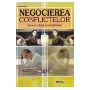 Negocierea conflictelor intr-o institutie de invatamant - Petru Bazu
