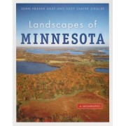 Landscapes of Minnesota: A Geography, Paperback