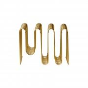 Solhem Curva magazine holder gold, aytm