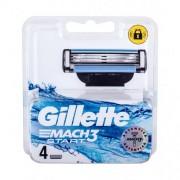 Gillette Mach3 Start 4 ks náhradní břit pro muže